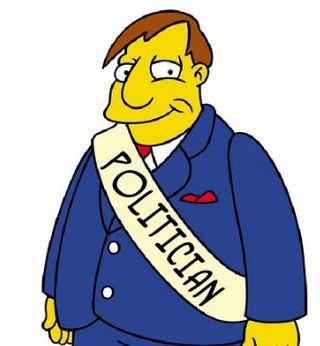 politisi politikus