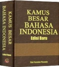 Kamus Besar Bahasa Indonesia Kbbi Online