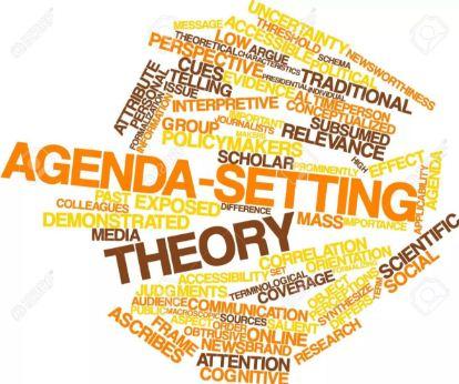 agenda setting media