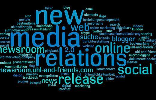 hubungan media relations