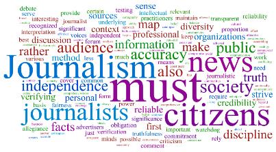 Inilah Dunia Jurnalistik!