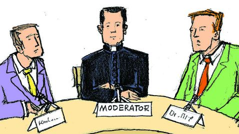 Cara Jadi Moderator, Teknik Moderator Diskusi
