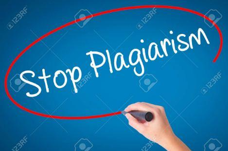 stop plagiarism plagiat