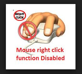 Disable Right Click Anti-Copas