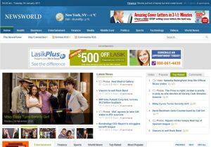 newsworld wp theme