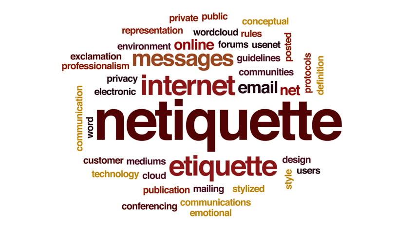 netiket etika internet