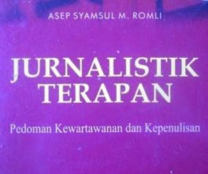 jurnalistik terapan