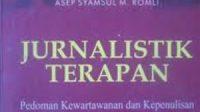 jurnalistik terapan menulis berita