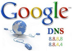 Public DNS Google
