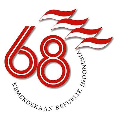 Logo HUT RI 2013