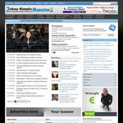 Johny Simple Magazine 2