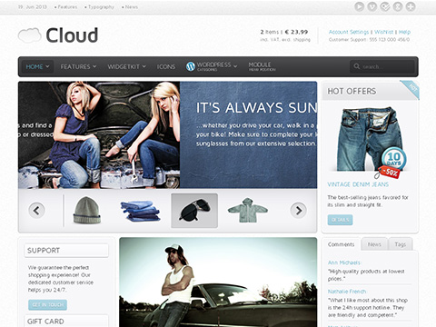 Cloud-Theme-by-YooTheme