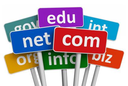 nama domain ekstensi