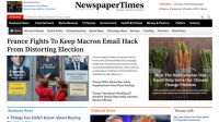 newspapertime wp theme news