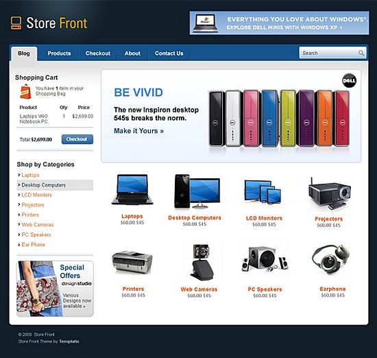 store-front-wordpress-theme