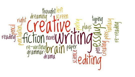 creative writing tulisan kreatif