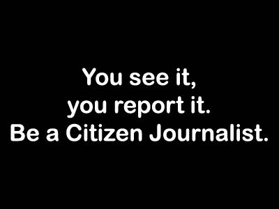 Prinsip Dasar Jurnalisme Warga (Citizen Journalism)