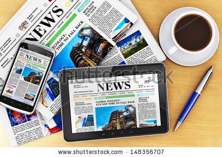 Media Online Perluas Jangkauan Pembaca Media Cetak
