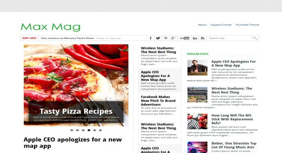 Max-Mag-Responsive-Blogger-Template