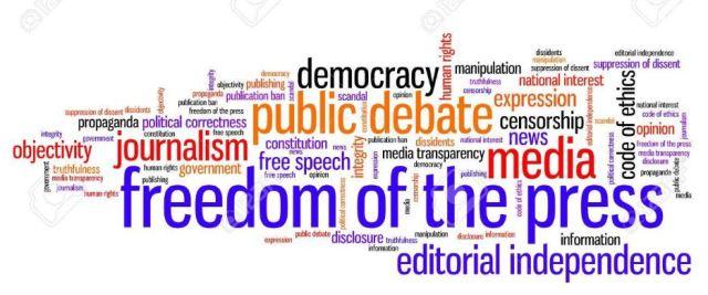 kebebasan pers - sisi gelap jurnalistik