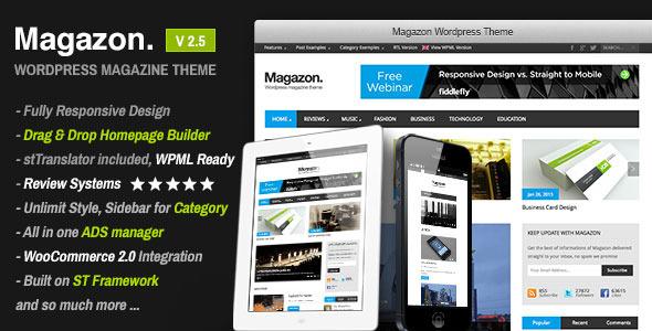 Tema WordPress Terbaik untuk Blog Majalah Berita Online