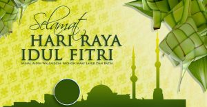 Ucapan Selamat Idul Fitri 2015