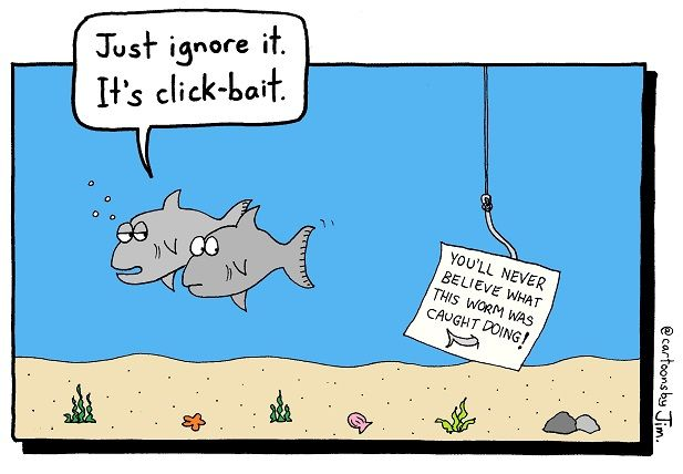 Judul Berita Zaman Now: Umpan Klik PHP, Diboikot Pembaca Mampus!