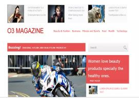 03 magazine wp theme