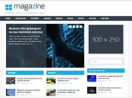 Magazine WP Theme Free