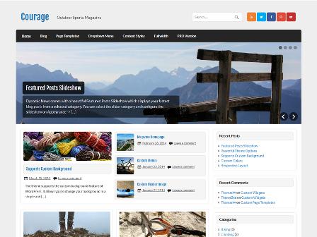 Koleksi Tema WordPress Gratis Terbaik untuk Blog WP Anda