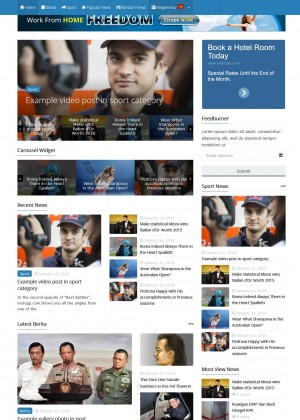 Powermag WP Theme