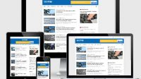 seo optima blogger template