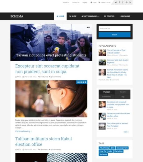 Schema-WP-theme-Fastest-Load