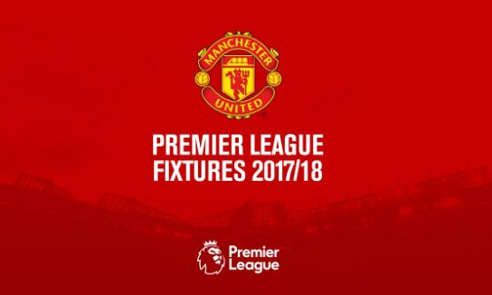 Jadwal Lengkap Pertandingan Manchester United di Liga Inggris 2017-2018