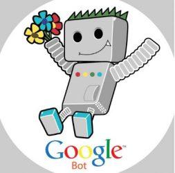 google-bot-spider-indeks