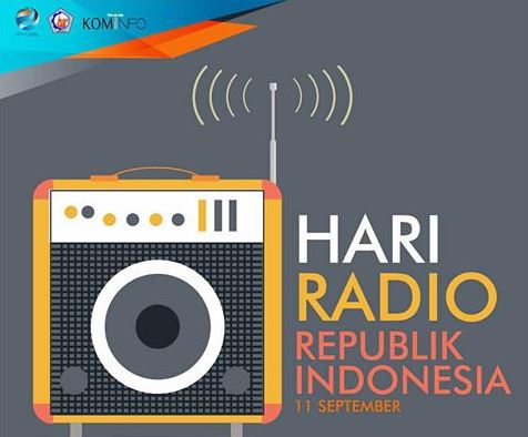 Hari Radio Nasional – HUT RRI 11 September