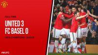 Video Gol Manchester United vs FC Basel 3-0 Liga Champions