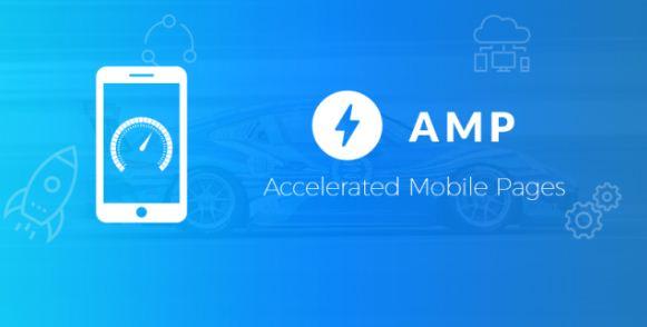 Template Blog AMP