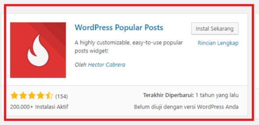 Wordpress-popular-posts-plugin