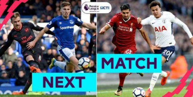 Jadwal Siaran Langsung Liga Inggris Sabtu-Minggu 3-4 Februari 2018