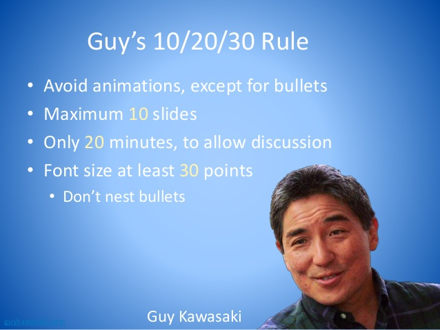 Presentasi PowerPoint 10/20/30