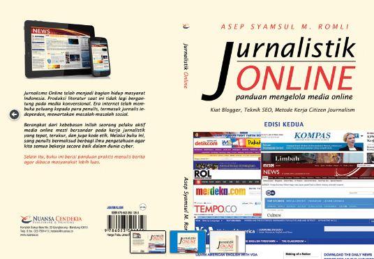 Buku Jurnalistik Online Edisi II Lebih Lengkap