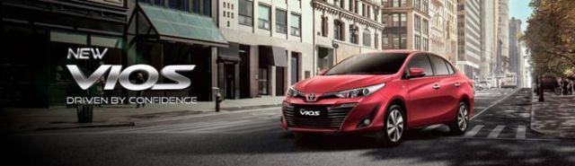 Banyak Ragam dan Fitur Teknologi dari Toyota Vios