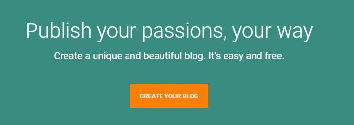 halaman depan blogger en