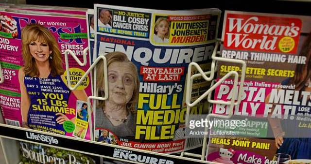 Jurnalisme tabloid