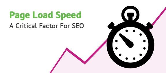 kecepatan halaman web