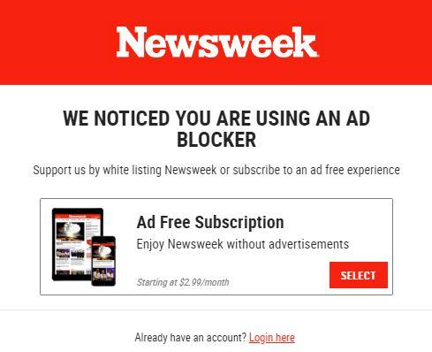 newsweek online