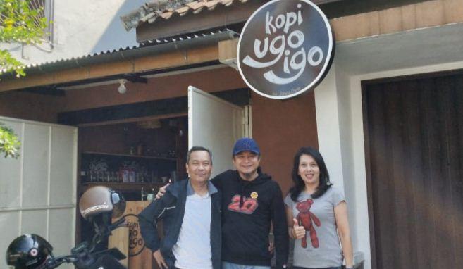 Kafe Kopi Ugo Igo Bandung