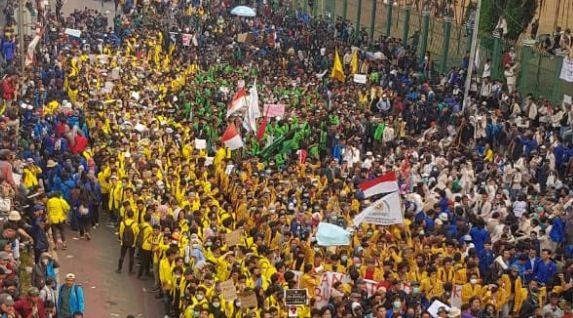 Massa Demo Mahasiswa 2019