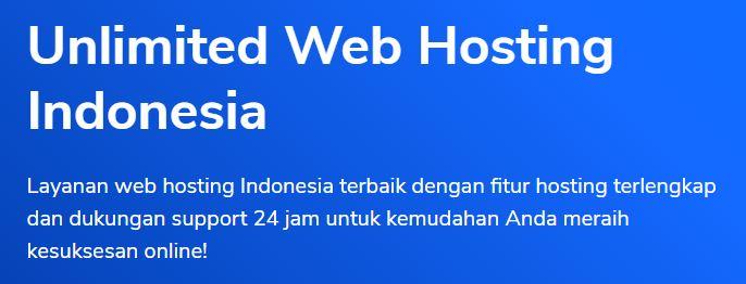 Unlimited Webhosting